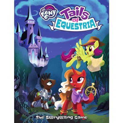 My Little Pony: Tails of Equestria RPG (BOOK)