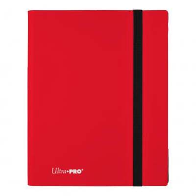 Binder: Ultra Pro 9-Pocket Eclipse Apple Red PRO