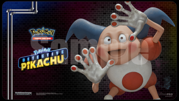 Playmat: Pokemon: Detective Pikachu Playmat: Mr.Mime