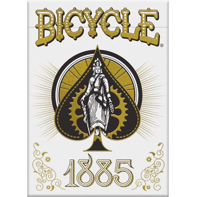 Bicycle Deck 1885