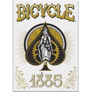 Bicycle Deck 1885