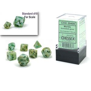 Marble: Mini 7Pc Green / Dark Green ^ Q4 2021