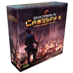 Shadowrun: Crossfire Prime Runner Edition (No Amazon Sales)