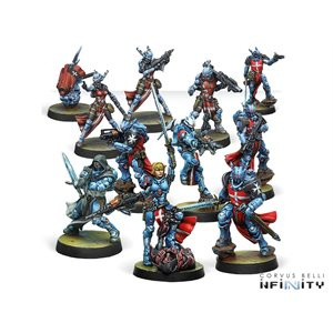 Infinity: Panoceania Military Orders 300 pt. Pack (10)