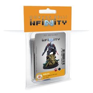 Infinity: NA2 Ninjas (Submachine gun, tactical bow) ^ MAY 30, 2020