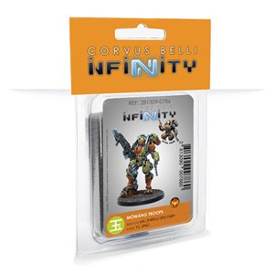 Infinity: Yu Jing Mowang Troops Multi Rifle ^ SEP 27 2019