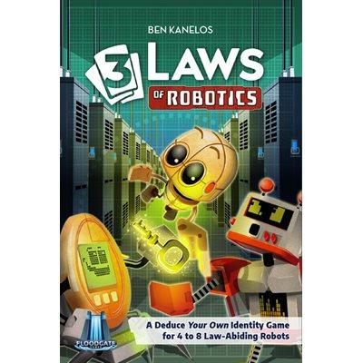 3 Laws of Robotics (No Amazon Sales)