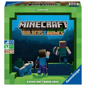 Minecraft Builders & Biomes (No Amazon Sales) Q2 2020