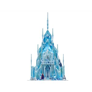 3D Puzzle: Disney Frozen Ice Palace (190 Pieces)