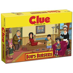 Clue: Bob's Burgers (No Amazon Sales)