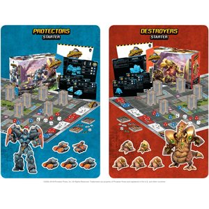 Monsterpocalypse: Launch Kit (Resin)