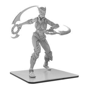 Monsterpocalypse: Zor-Magna – Shadow Sun Monster (metal / resin)