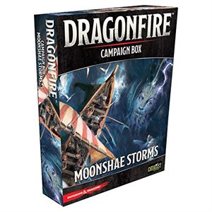Dungeons & Dragons DragonFire Campaign Moonshae Storms