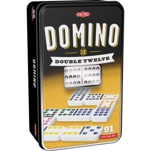 Dominoes: Double 12