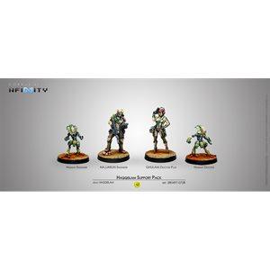 Infinity: Haqqislam - Unit Box - Support Pack (4)