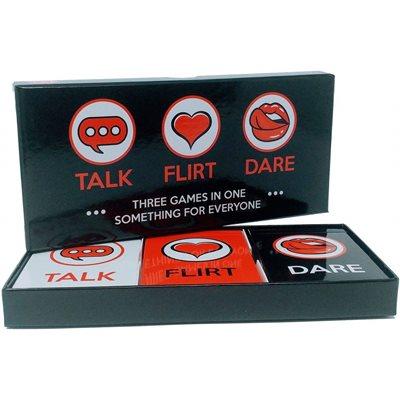 Talk Flirt Dare (No Amazon Sales) ^ OCT 18 2019