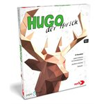 Papershape: Deer Hugo