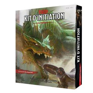 Donjons & Dragons: Kit D'Initiation (BOOK) (FR)