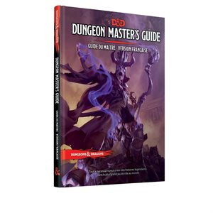 Donjons & Dragons: Guide Du Maitre (BOOK) (FR)