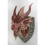 D&D Red Dragon Trophy Plaque