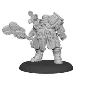 Warcaster: Marcher Worlds - Combat Engineer Solo (metal) ^ OCT 23 2020