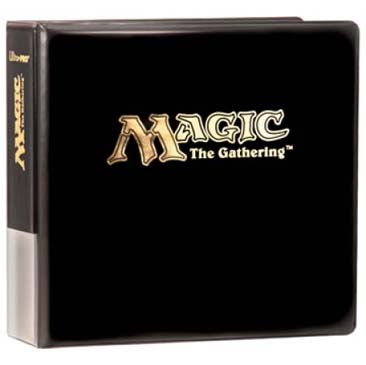 Binder: Ultra Pro 3Ring Magic: The Gathering Black Album