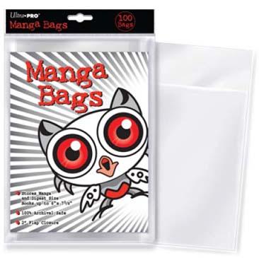 Comic Bags: Manga (100)