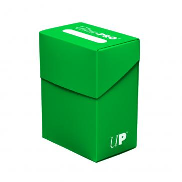 Deck Box: Lime Green (75ct)
