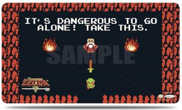 Playmat: The Legend of Zelda: Dangerous with Tube
