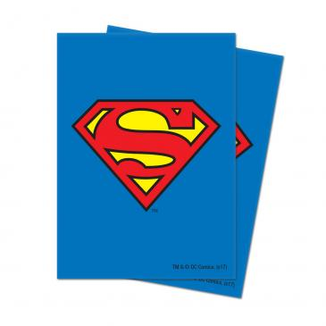 Sleeves: Justice League: Superman Deck Protector (65ct)