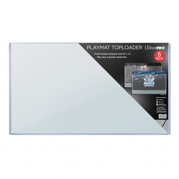 Playmat Sleeve: Toploader (5ct)