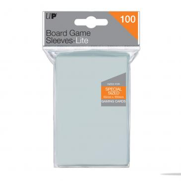Sleeves: Lite Board Game Sleeves 65mm x 100mm (100ct)