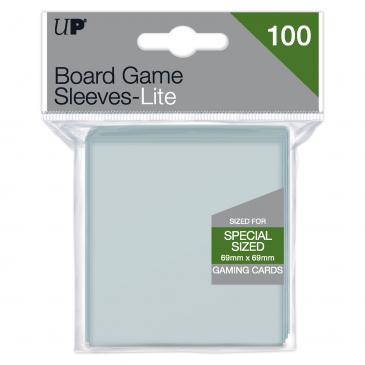 Sleeves: Lite Board Game Sleeves 69mm x 69mm (100ct)
