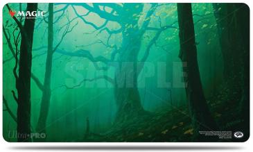 Playmat: Magic: The Gathering: Unstable Forest