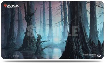 Playmat: Magic: The Gathering: Unstable Swamp