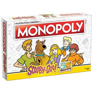 Monopoly: ScoobyDoo! (No Amazon Sales)