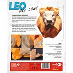 Papershape: Lion Leo