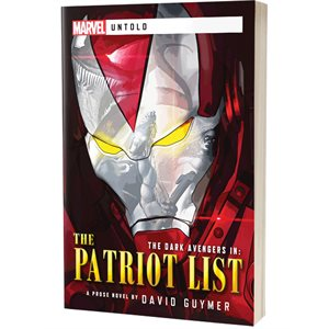 Dark Avengers: The Patriot List ^ OCT 2021