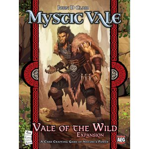 Mystic Vale: Expansion - Vale of the Wild
