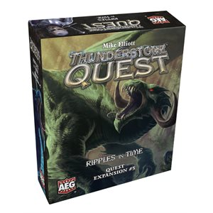 Thunderstone Quest Expansion Ripples in Time