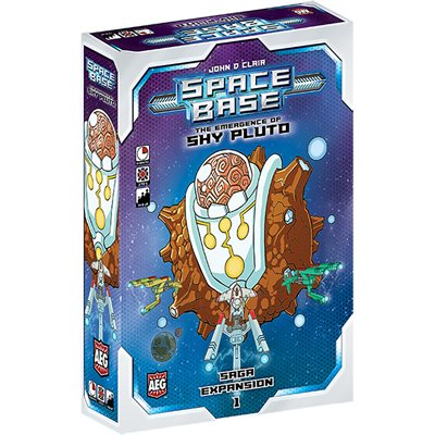 Space Base: Saga Expansion 1: Emergance of Shy Pluto