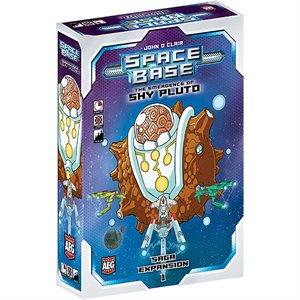 Space Base: Saga Expansion 1: Emergence of Shy Pluto