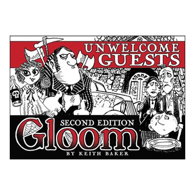 Gloom Unwelcome Guests 2nd Editon