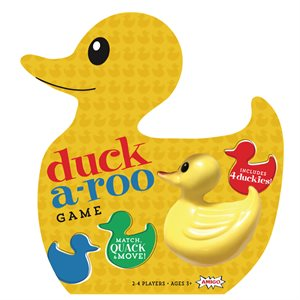 Duck-A-Roo! (No Amazon Sales)
