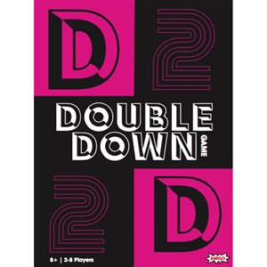 Double Down (No Amazon Sales)