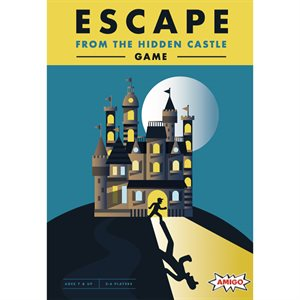 Escape From The Hidden Castle (No Amazon Sales)