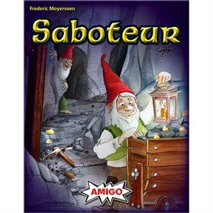 Saboteur (No Amazon Sales)