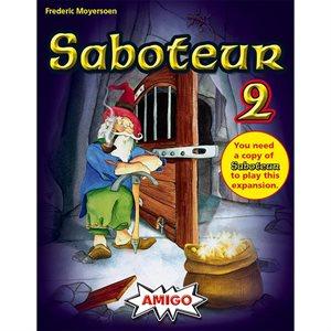 Saboteur 2 (No Amazon Sales)
