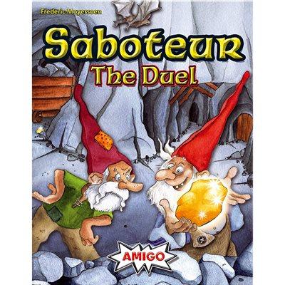 Saboteur: The Duel (No Amazon Sales)
