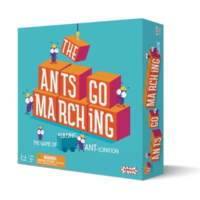 Ants Go Marching ^ September 16 2019